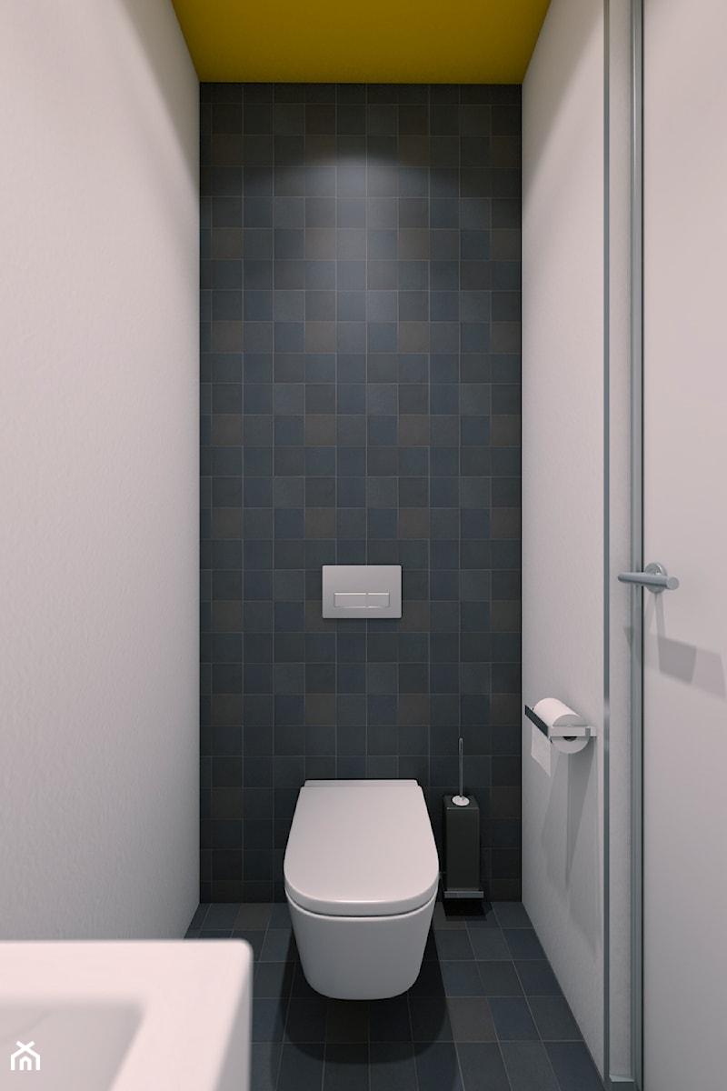 Rude wnętrze - Łazienka, styl nowoczesny - zdjęcie od Pracownia InSide