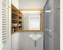 Łazienka styl Nowoczesny - zdjęcie od Pracownia InSide