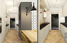 Kuchnia styl Skandynawski - zdjęcie od Pracownia InSide