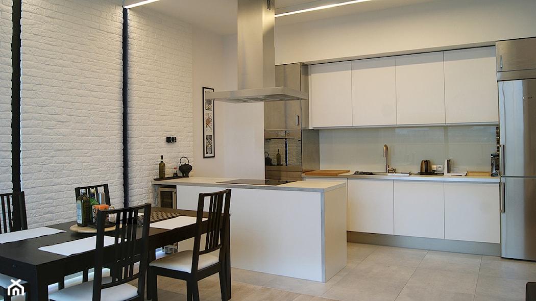 Kuchnia otwarta na salon  wady i zalety  Homebook pl -> Kuchnia Otwarta Na Salon Wady I Zalety