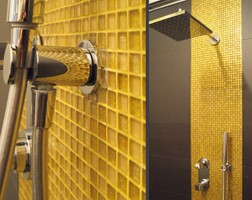 Łazienka styl Glamour - zdjęcie od Pracownia InSide