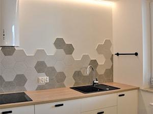 projekt wnętrz mieszkania w stylu skandynawskim_kavalerkastudio - zdjęcie od Kavalerka Studio