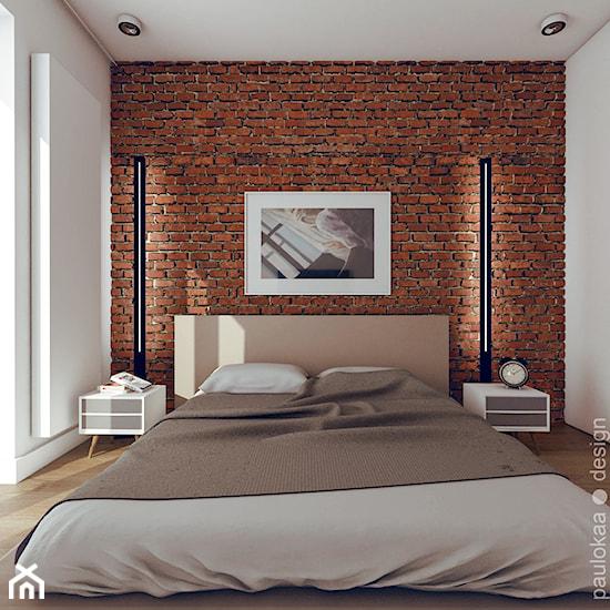 Sypialnia - zdjęcie od Paulokaa Design