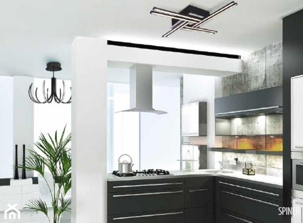 Lampy LED Spiner - Ekotechnik24.pl - zdjęcie od 4FunDesign - Homebook