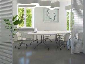 wnętrze biurowe - zdjęcie od Lepsze Wnętrza