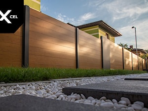 Secret Garden. Nowoczesne ogrodzenie aluminiowe marki Xcel