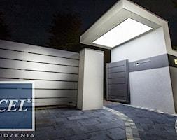 Nowoczesne+ogrodzenie+aluminiowe+Horizon+Massive+Krak%C3%B3w+-+zdj%C4%99cie+od+XCEL+Ogrodzenia