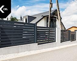 Grafitowe+ogrodzenie+aluiminiowe+-+zdj%C4%99cie+od+XCEL+Ogrodzenia