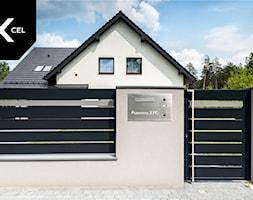 Modern+Simplicity.+Nowoczesne+ogrodzenie+aluminiowe+marki+Xcel+-+zdj%C4%99cie+od+XCEL+Ogrodzenia