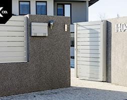 Nowoczesne ogrodzenie aluminiowe - zdjęcie od XCEL Ogrodzenia - Homebook