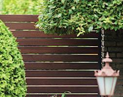 Drewnopodobne przęsła ogrodzeniowe - zdjęcie od XCEL Ogrodzenia - Homebook