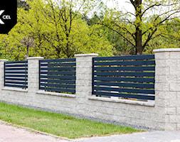 Tradycyjne ogrodzenie z trwałego aluminium - zdjęcie od XCEL Ogrodzenia - Homebook