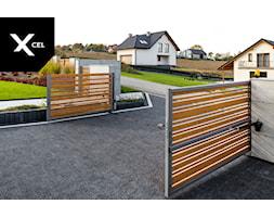 Zamiast drewna. Aluminiowe ogrodzenia drewnopodobne