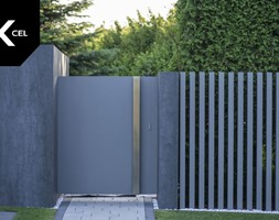 Dark+Monolith.+Nowoczesne+ogrodzenie+marki+Xcel+-+zdj%C4%99cie+od+XCEL+Ogrodzenia