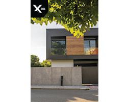 Beton architektoniczny w nowoczesnych ogrodzeniach