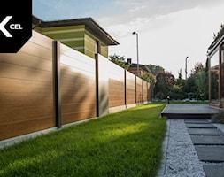 Ogrodzenie+aluminiowe%2C+kt%C3%B3re+wygl%C4%85da+jak+ogrodzenie+drewniane+-+zdj%C4%99cie+od+XCEL+Ogrodzenia