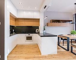 Kuchnia z jadalnią. - zdjęcie od TAKE [DESIGN] - Homebook