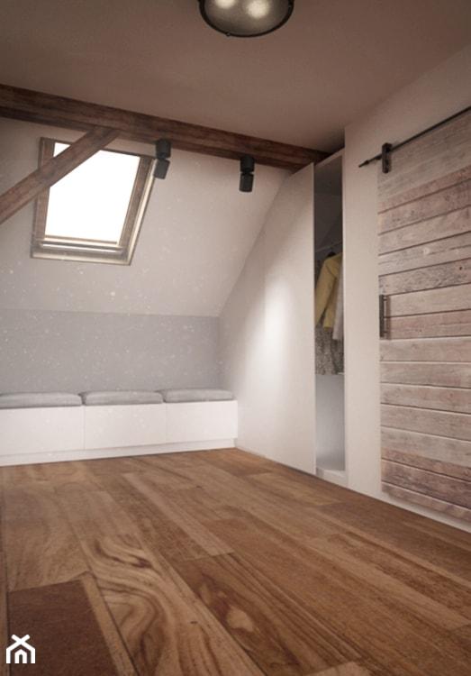Mieszkanie Na Poddaszu Hol Przedpokój Zdjęcie Od Take