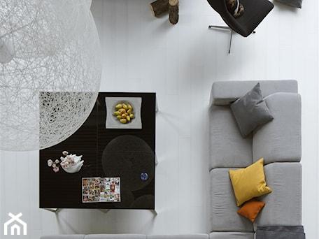Aranżacje wnętrz - Salon: Rodzinna przestrzeń - Salon, styl nowoczesny - HOLA DESIGN. Przeglądaj, dodawaj i zapisuj najlepsze zdjęcia, pomysły i inspiracje designerskie. W bazie mamy już prawie milion fotografii!