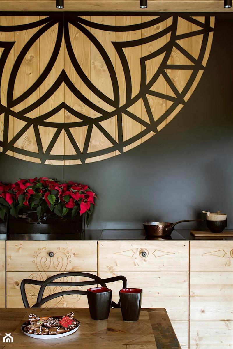 Mountain Cottage - Kuchnia, styl nowoczesny - zdjęcie od HOLA DESIGN