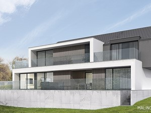 D07 - projekt domu nowoczesnego