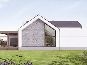 Projekt domu nowoczesnego D03