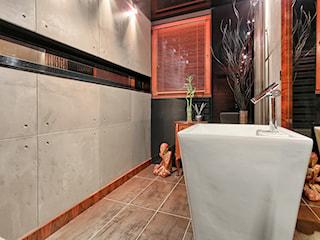 Beton architektoniczny w łazience – dlaczego warto?