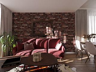 Cegła na ścianie – czerwona, biała czy szara? Dopasuj kolor cegły do stylu Twojego wnętrza