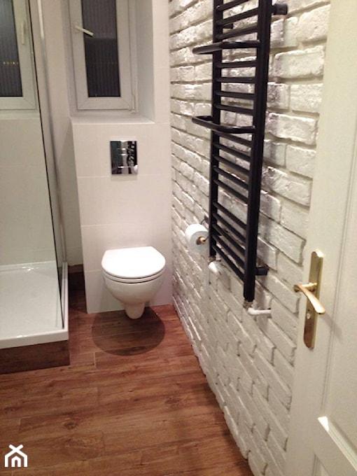 Czy łazienka W Cegle To Dobry Pomysł Homebook