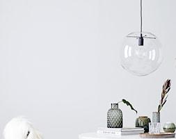 LAMPA WISZĄCA GLASS BALL TRANSPARENTNA - zdjęcie od ScandiConcept - Homebook