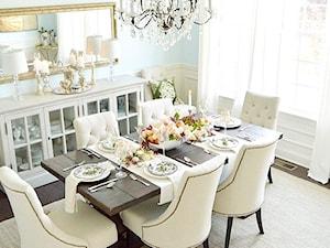 GALWAY 2 stól w stylu prowansalskim Hamptons shabby chic - zdjęcie od PRIMAVERA-HOME.COM