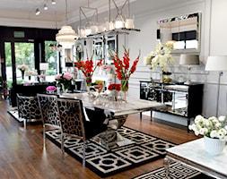 stół glamour, stoły glamour, jadalnia glamour - zdjęcie od PRIMAVERA-HOME.COM