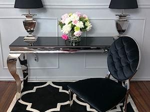 Salon w stylu Glamour - Sypialnia, styl art deco - zdjęcie od PRIMAVERA-HOME.COM