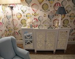 Szafki oskar w pokoju dziecięcym w stylu nowojorskim. - zdjęcie od PRIMAVERA-HOME.COM