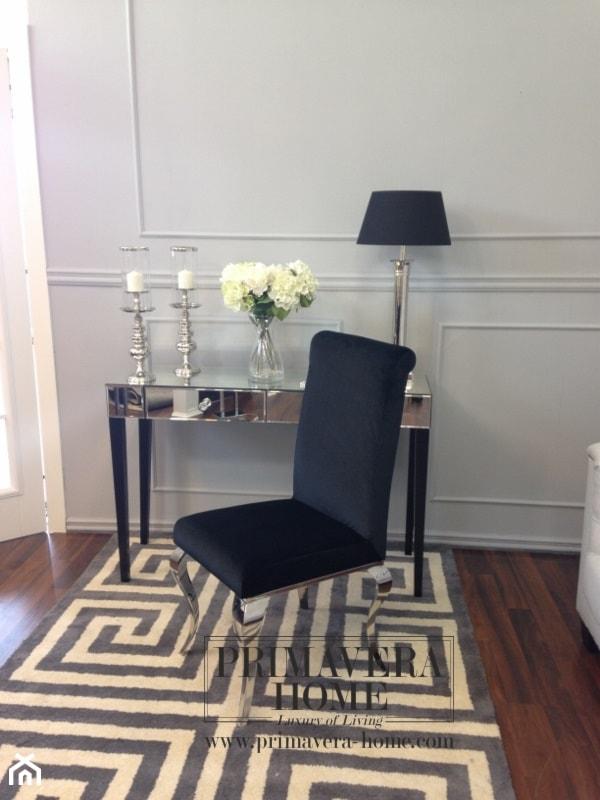 Salon w stylu Glamour - Sypialnia, styl nowoczesny - zdjęcie od PRIMAVERA-HOME.COM