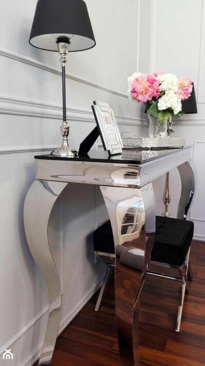 Salon w stylu Glamour - Salon, styl nowoczesny - zdjęcie od PRIMAVERA-HOME.COM