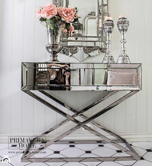 Salon w stylu Glamour - Salon, styl nowojorski - zdjęcie od PRIMAVERA-HOME.COM