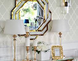Dekoracje Akcesoria Lustra Zegary w stylu Glamour - zdjęcie od PRIMAVERA-HOME.COM - Homebook