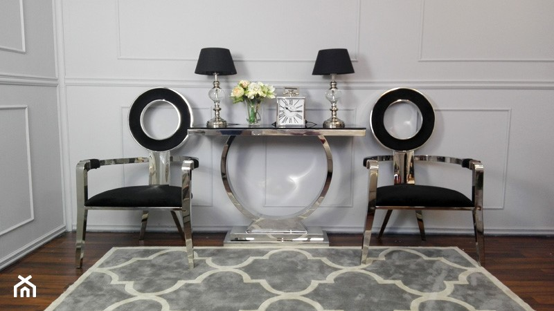 Salon w stylu Glamour - Salon, styl art deco - zdjęcie od PRIMAVERA-HOME.COM
