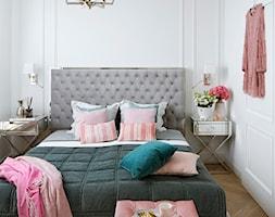 łóżko glamour, łóżka glamour, sypialnia glamour - zdjęcie od PRIMAVERA-HOME.COM