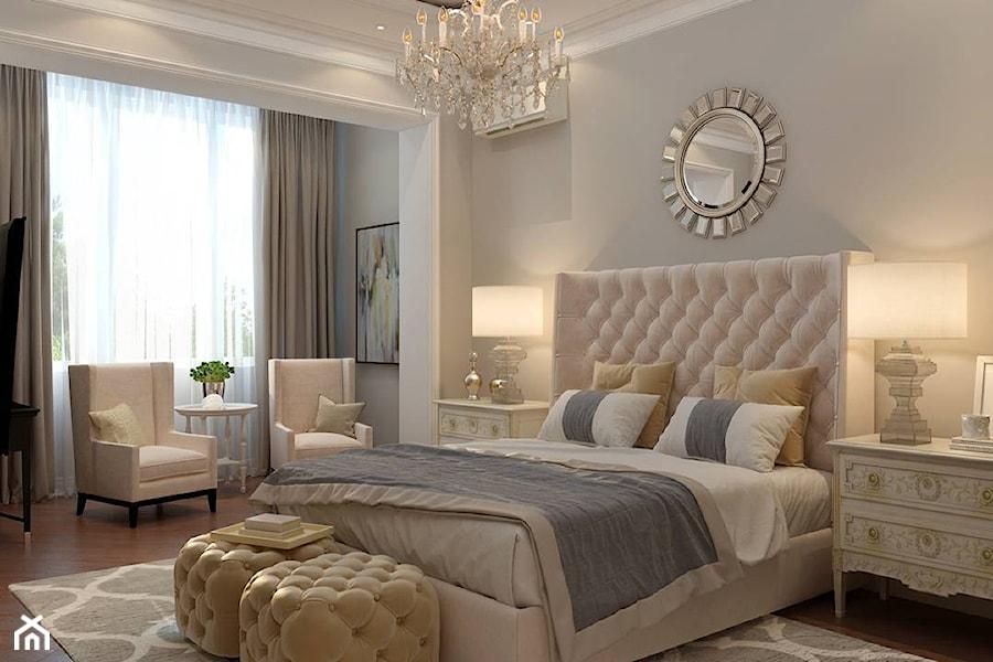 Łóżko tapicerowane pikowane chesterfield szare, białe 140*200, 160*200, 180*200 EUFORIA - zdjęcie od PRIMAVERA-HOME.COM