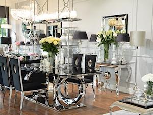 Sklep z meblami i oświetleniem w stylu Glamour, Nowojorskim, Hamptons - Warszawa