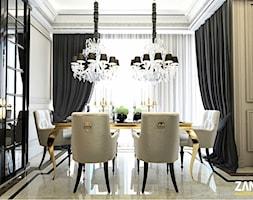 Złty stół ze stali - Glamour - zdjęcie od PRIMAVERA-HOME.COM