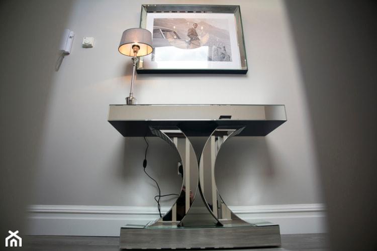 Apartament w stylu Glamour - Salon, styl glamour - zdjęcie od PRIMAVERA-HOME.COM