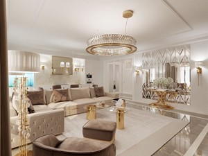 Salon Glamour - zdjęcie od PRIMAVERA-HOME.COM