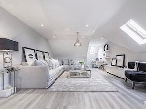 Apartament w stylu Glamour