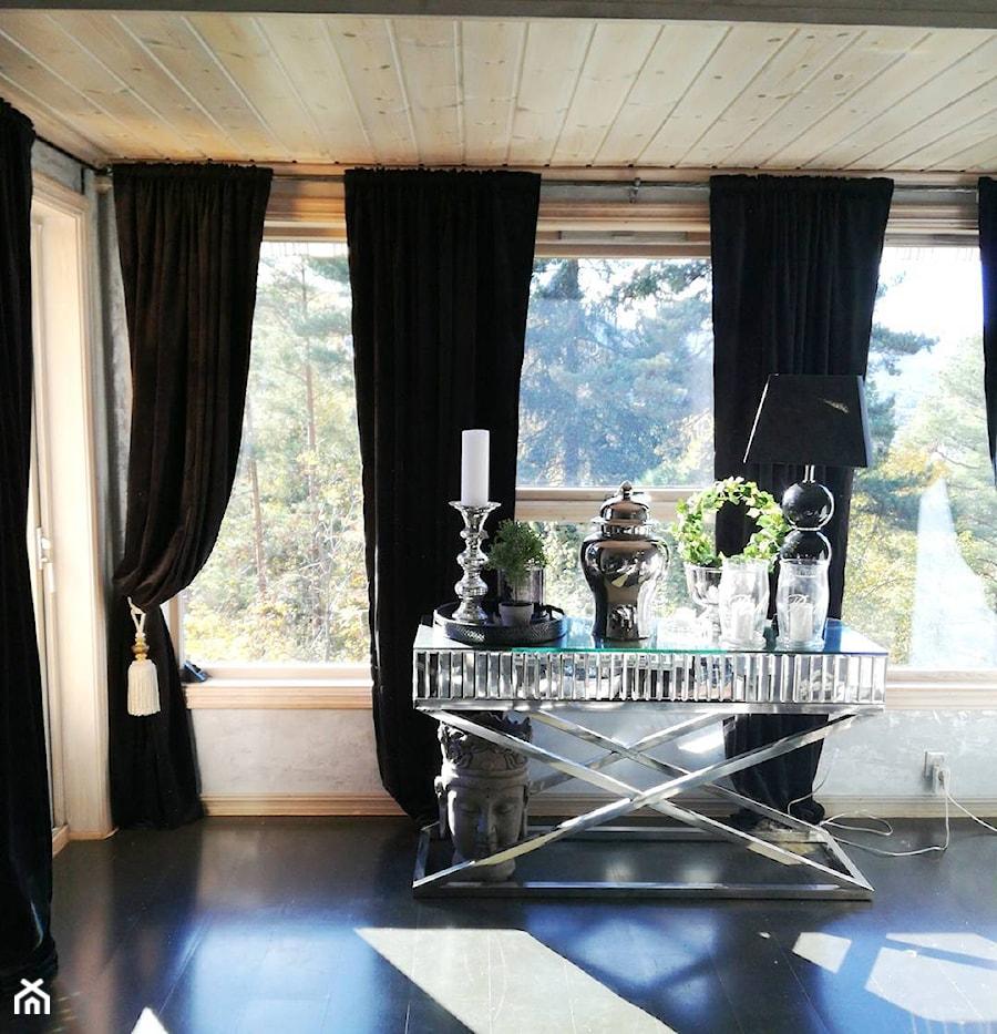 Salon w stylu Glamour - Beżowy salon, styl nowoczesny - zdjęcie od PRIMAVERA-HOME.COM