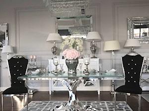 Meble Glamour krzesła stoły