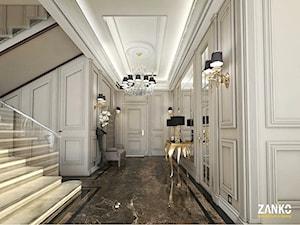 Złota konsola Glamour - zdjęcie od PRIMAVERA-HOME.COM