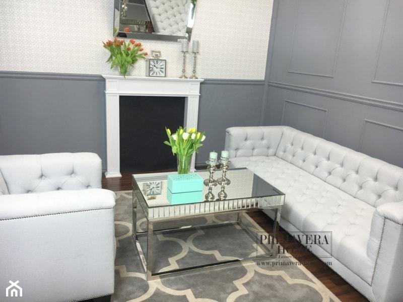 Salon w stylu Glamour - Salon, styl klasyczny - zdjęcie od PRIMAVERA-HOME.COM